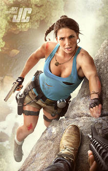 Lara Croft: Cliff hanger