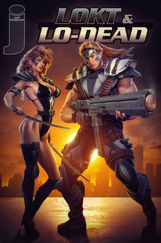 Rob Liefeld Aesthetic