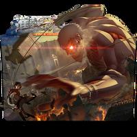 Icon Folder - Shingeki No Kyojin by alex-064
