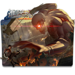 Icon Folder - Shingeki No Kyojin