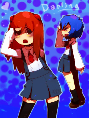 Contest B2S: Oh Darling - Eva by AnimeFreaks
