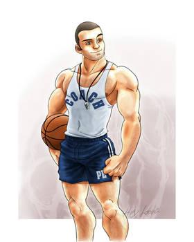 Team's Coach