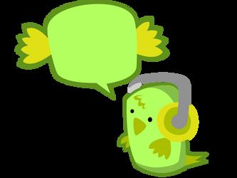 jizzradio's twitter bird