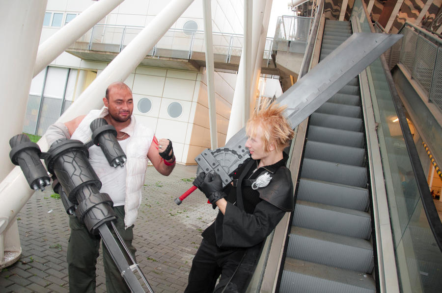 Cloud dating barret