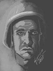 Soldier by lambieV