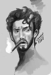 Cigar by lambieV