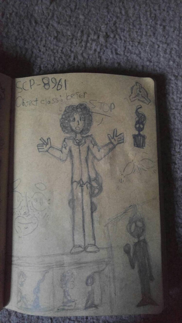 scp-8961 (old) by THEREALENDERSKY