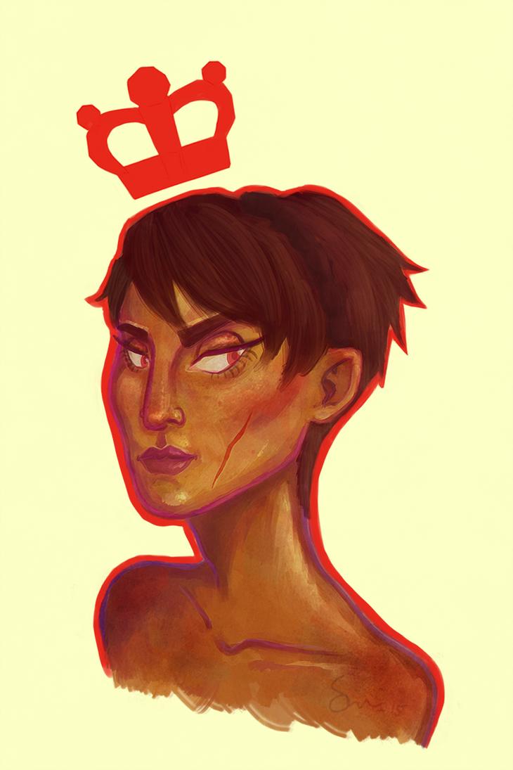 Queen Seeker by GingerAdventures