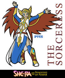 Netflix's She-Ra: Sorceress Concept by PYRE