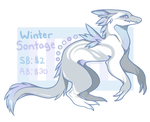 Adopt Auction - Winter Sontage (CLOSED)