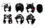 [Giveaway] The Mixed Hair Pack #1!
