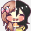 [Collab icon] The halves by CherryKokoroPromise