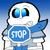 Underswap Sans icon #13