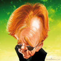Horatio Caine by AnthonyGeoffroy