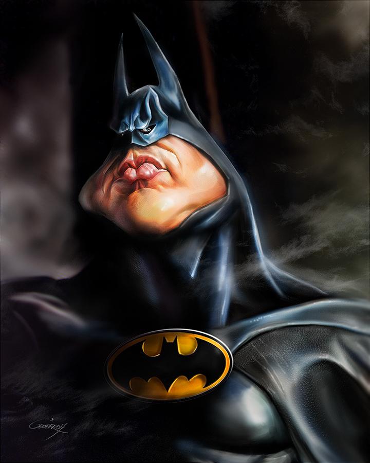 Batman by AnthonyGeoffroy
