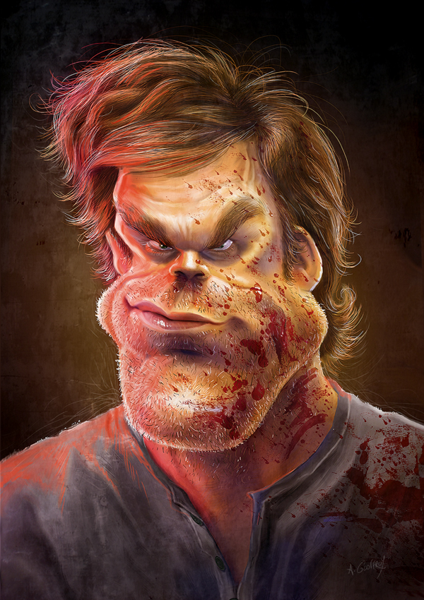DEXTER by AnthonyGeoffroy