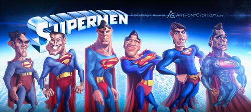 Supermen by AnthonyGeoffroy