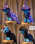 The great and powerful Plush Trixie Outfits