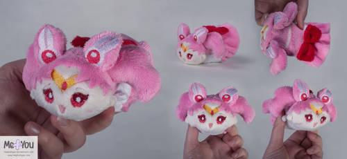 Chibi Moon Tsum Tsum Plushie by meplushyou