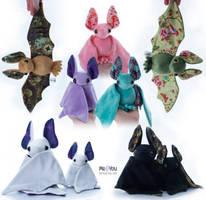 Bats! by meplushyou