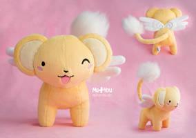 Kero-chan plush - Cardcaptor Sakura by meplushyou