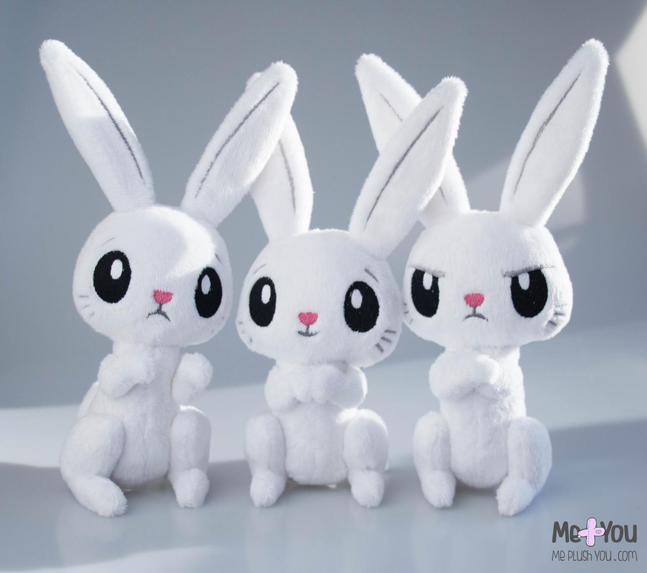 Angel bunnies