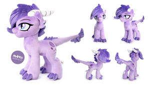 Crystal Clarity (Claire) plush