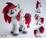 Taytay (Pony OC plush)