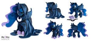 Princess Luna plush - Spirit of Hearth's Warming