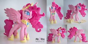 Pinkie Pie Princess of Chaos plush