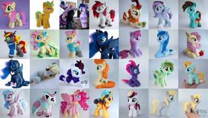 Ponies of 2019