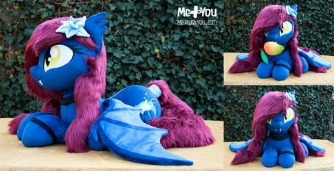 Life sized bat pony Nightingale + mango!