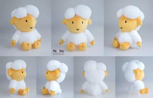 Wolleke - Plush toy prototype