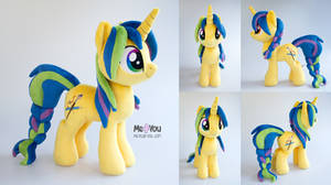 Creative Colour Pony OC Plush