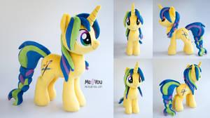 Creative Colour Pony OC Plush