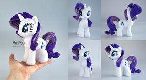 Mini Rarity plush