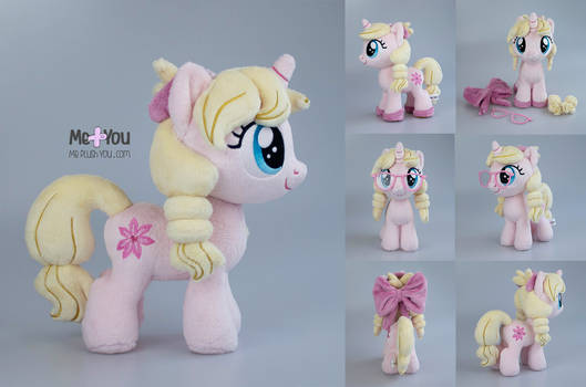 Lily Allure Filly Plush