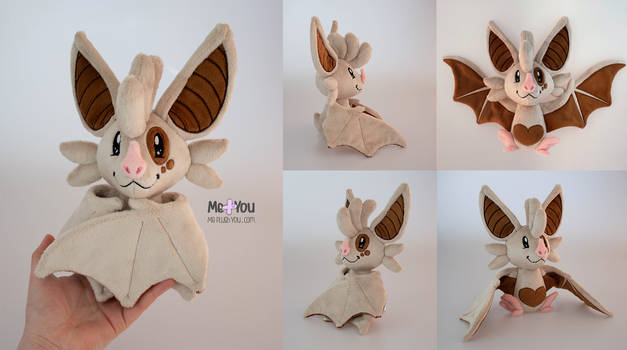 Kuda Bat Plush