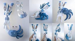 The Novern custom plush