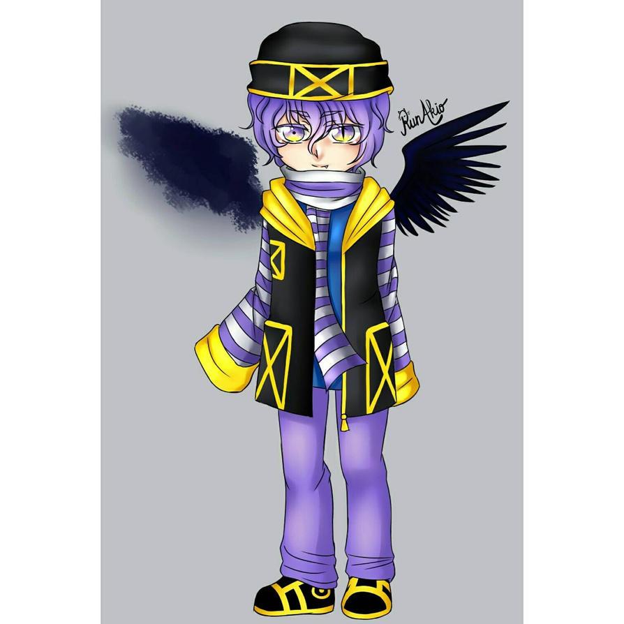 Character Design by runakio