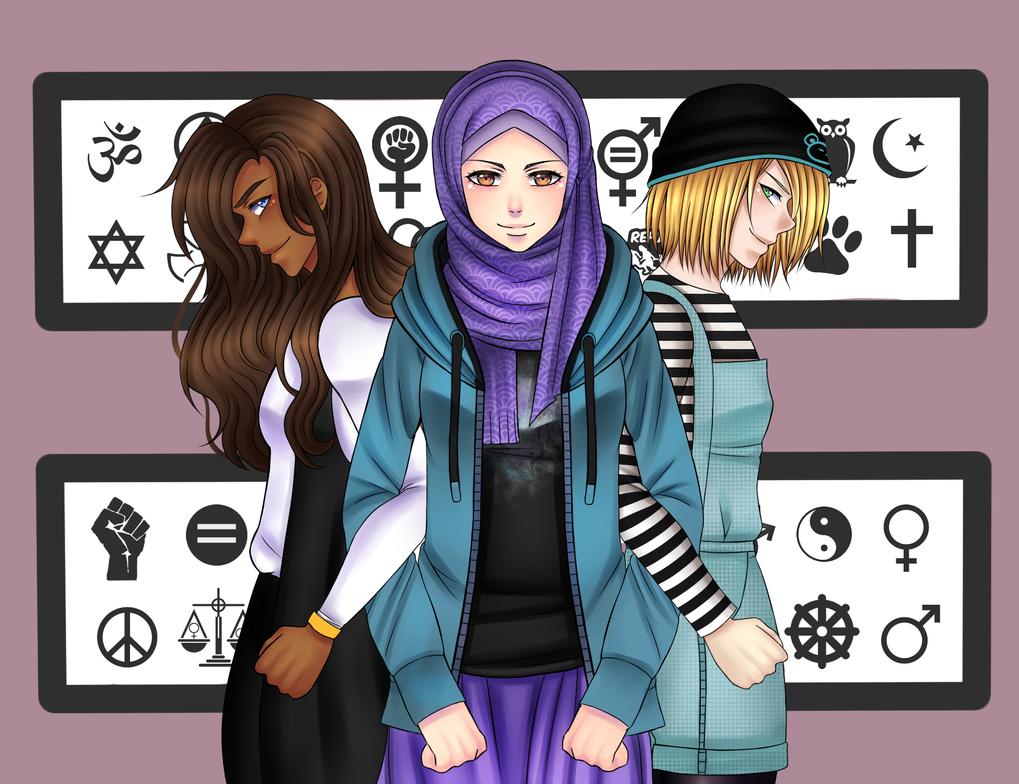 Equality by runakio