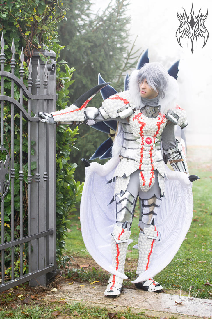 White fatalis by Style85