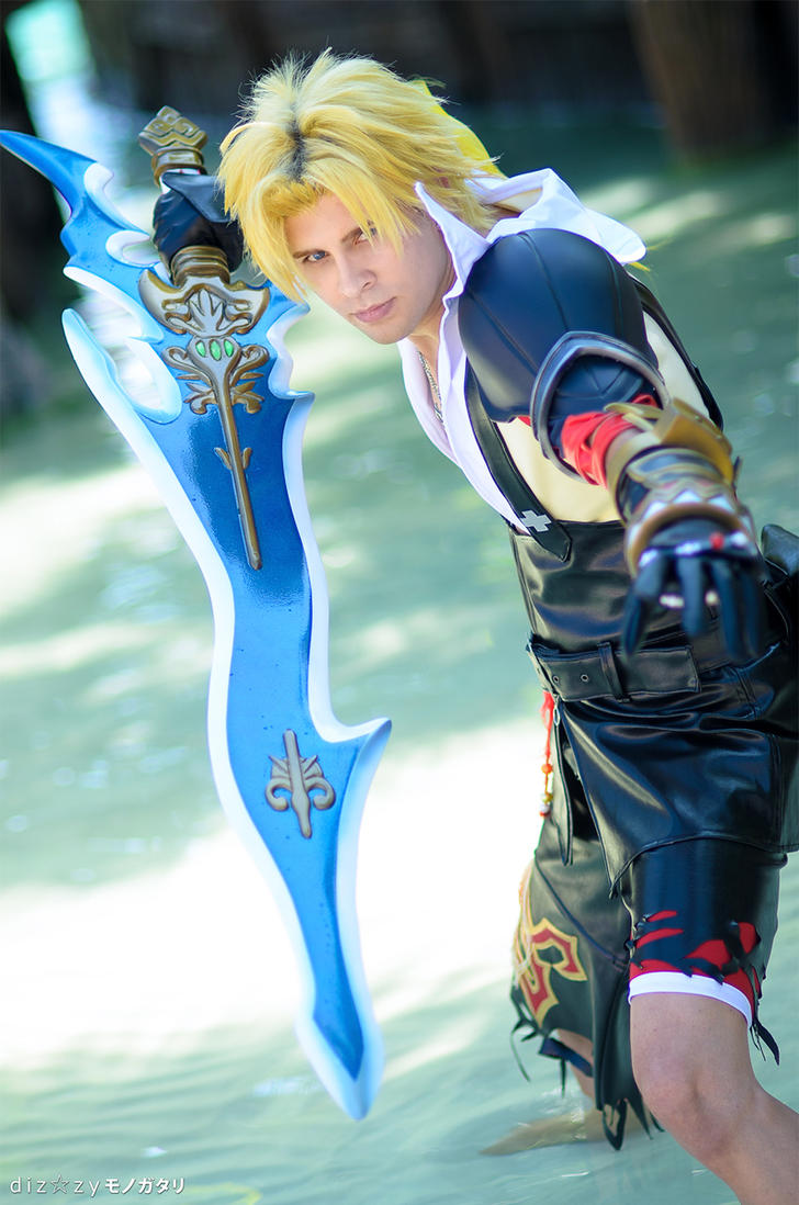 Tidus cosplay by Style85
