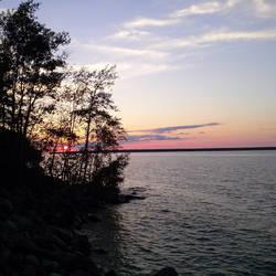 Lake Winnipeg! :D by TheDark-Carnival