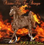 Aristro The Fire Bringer HEE stallion