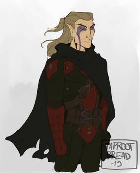 Eranar, The Last Dragonborn
