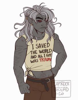 Terelion Trauma Shirt