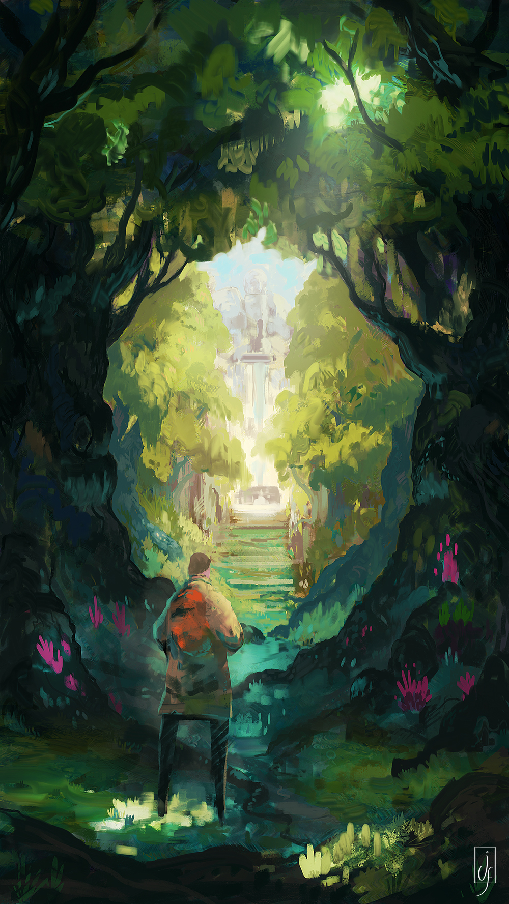 shrine by Friis