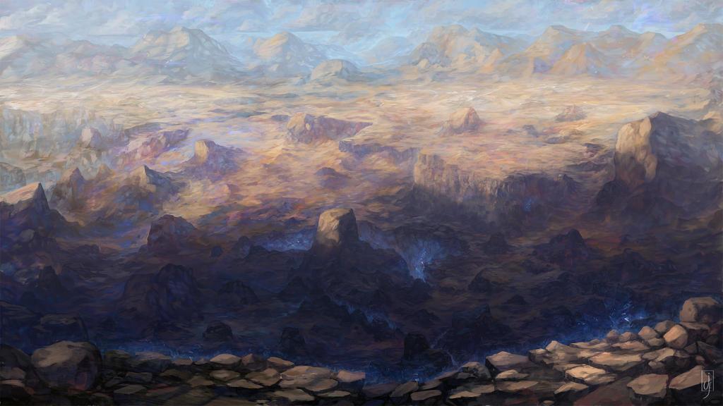 Landscape by Friis