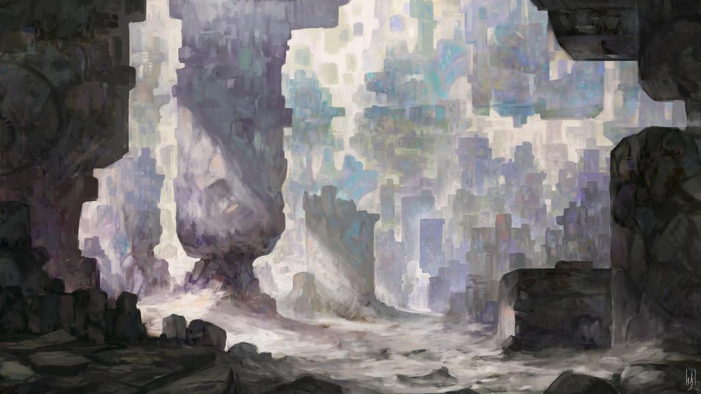 Pillars by Friis